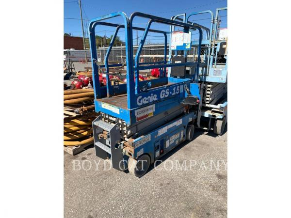 Detail photo of 2008 Genie GS-1530 from Construction Equipment Guide