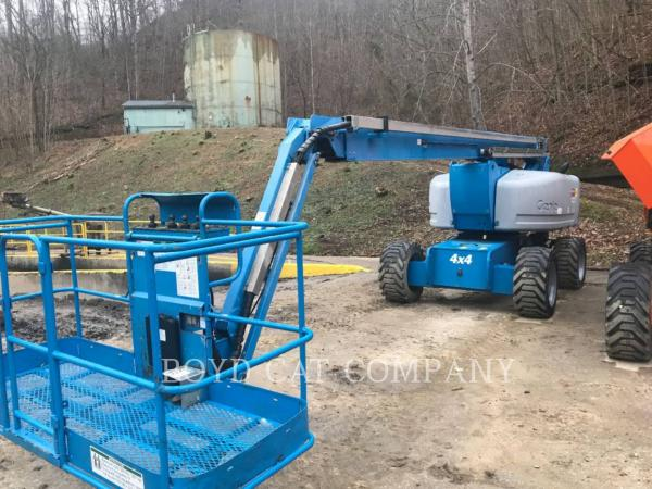 Detail photo of 2011 Genie Z80/60D from Construction Equipment Guide