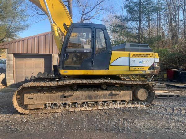 Detail photo of 1999 Kobelco SK300LC from Construction Equipment Guide