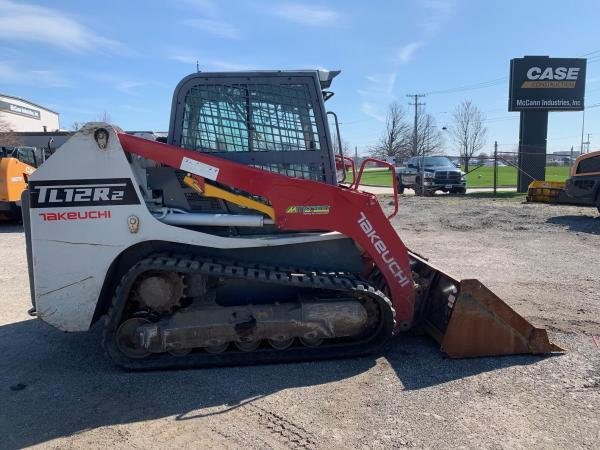 Detail photo of 2017 Takeuchi TL12 from Construction Equipment Guide