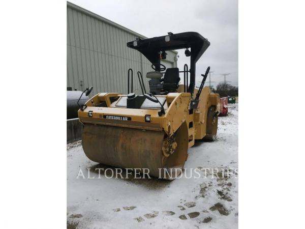 Detail photo of 2015 Caterpillar CB54 XW from Construction Equipment Guide