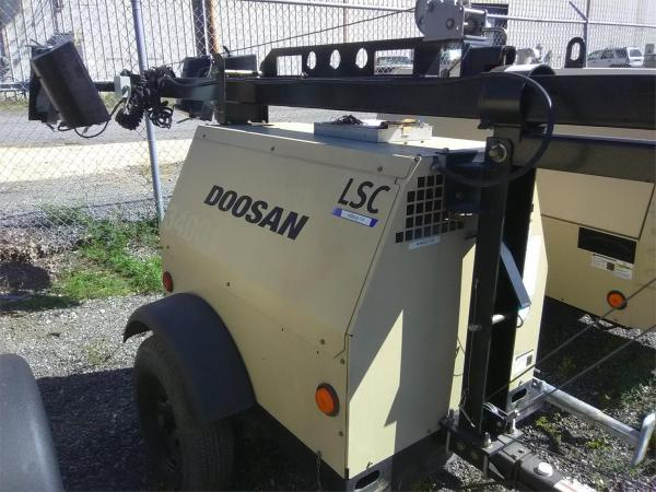 Detail photo of 2017 Doosan Portable Power LSCWKUB-60HZ-T4F from Construction Equipment Guide