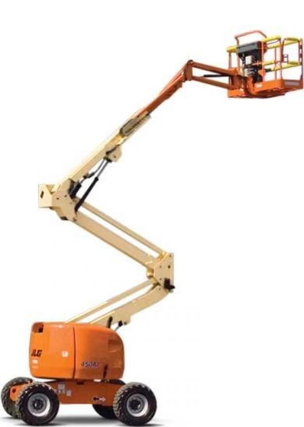 Detail photo of 2018 JLG 450AJ from Construction Equipment Guide