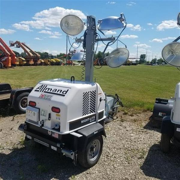 Detail photo of  Allmand NIGHT-LITE 5000 from Construction Equipment Guide