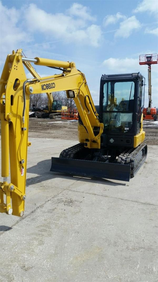Detail photo of 2018 Kobelco 55SRX from Construction Equipment Guide