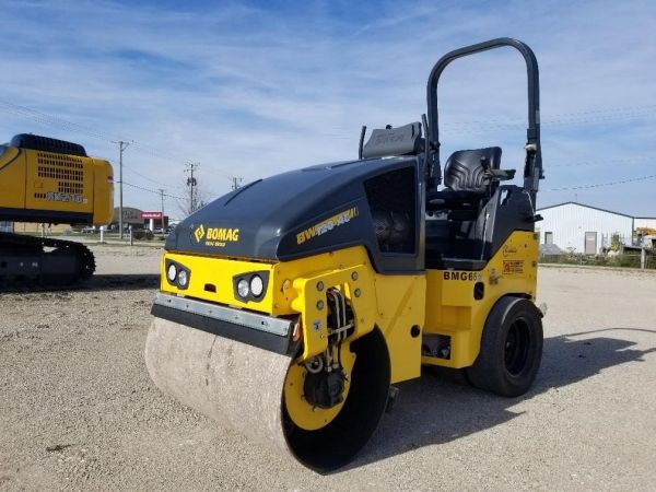 Detail photo of 2018 Bomag BW 120 AC-5 from Construction Equipment Guide
