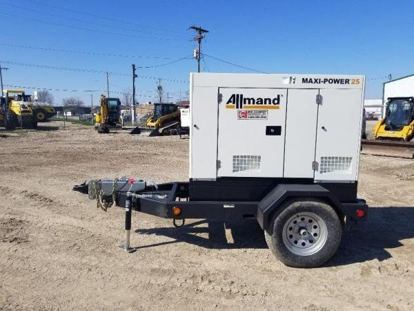 Detail photo of 2019 Allmand MAXI POWER 25 from Construction Equipment Guide