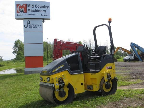 Detail photo of 2018 Bomag BW 120 AD-5 from Construction Equipment Guide