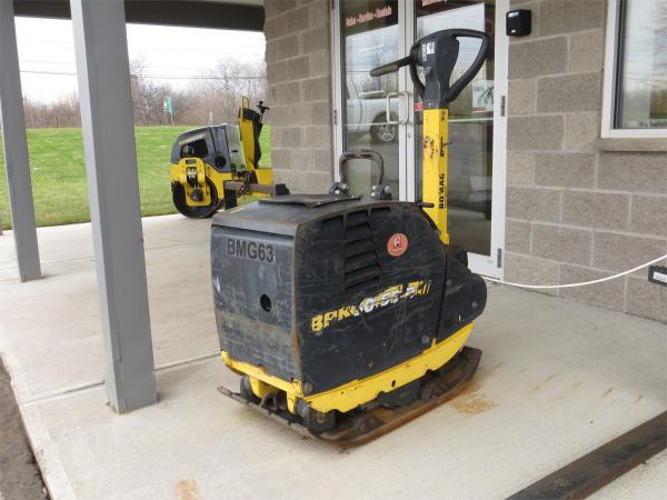 Detail photo of 2016 Bomag BPR 50/55 D from Construction Equipment Guide