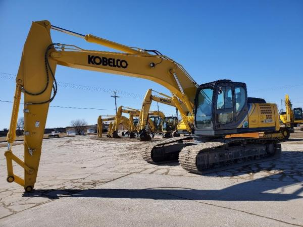 Detail photo of 2020 Kobelco SK260 LC-10 from Construction Equipment Guide