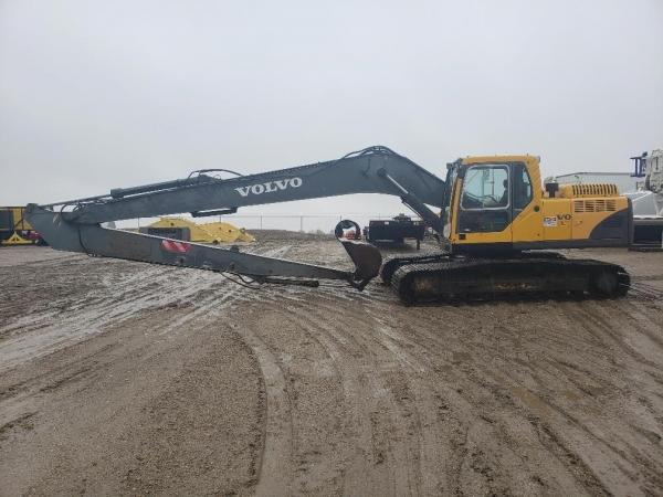 Detail photo of 1998 Volvo EC210 from Construction Equipment Guide