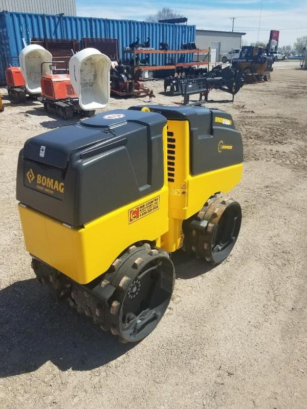 Detail photo of 2018 Bomag BMP 8500 from Construction Equipment Guide