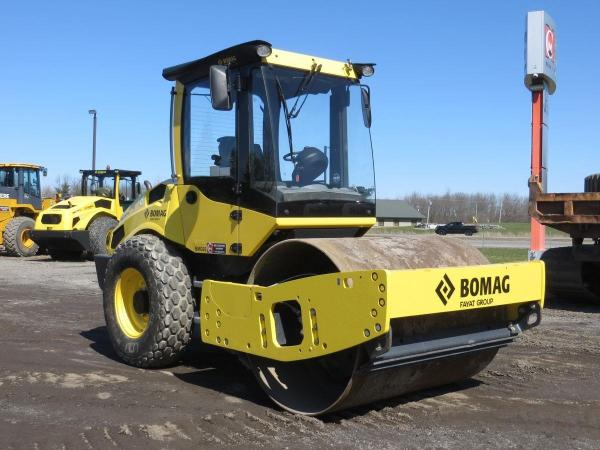Detail photo of 2017 Bomag BW 177 DH-5 from Construction Equipment Guide