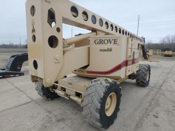 Detail photo of  Grove AMZ86XT from Construction Equipment Guide