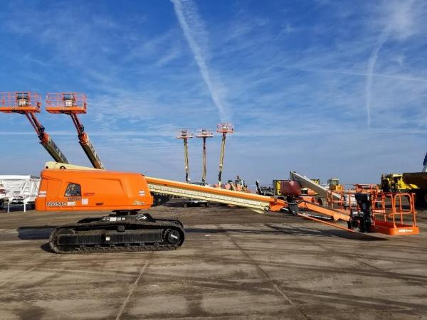 Detail photo of 2019 JLG 660SJC from Construction Equipment Guide