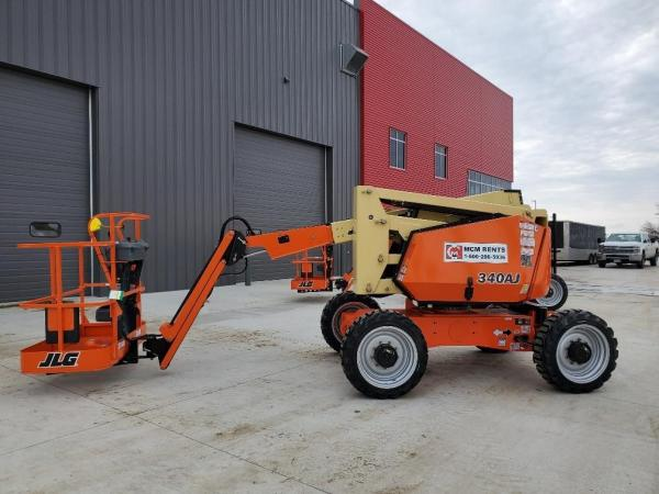Detail photo of 2020 JLG 340AJ from Construction Equipment Guide
