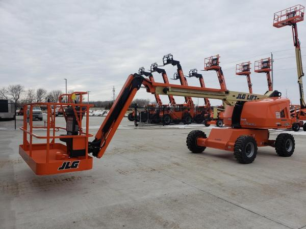 Detail photo of 2020 JLG 460SJ from Construction Equipment Guide