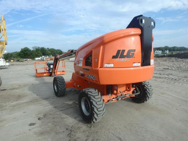 Detail photo of 2019 JLG 460SJ from Construction Equipment Guide