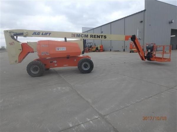 Detail photo of 2006 JLG 800AJ from Construction Equipment Guide
