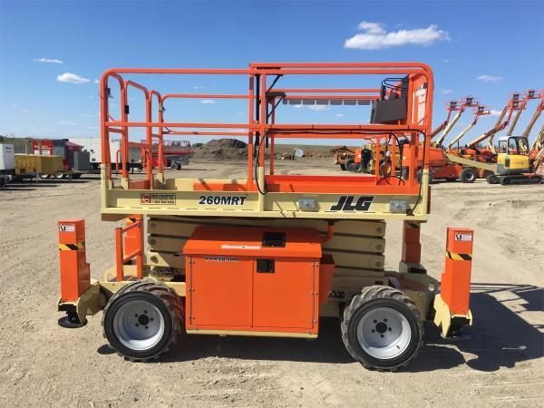 Detail photo of 2020 JLG 260MRT from Construction Equipment Guide