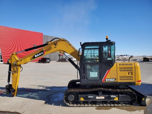 Detail photo of 2019 Sany SY95C from Construction Equipment Guide
