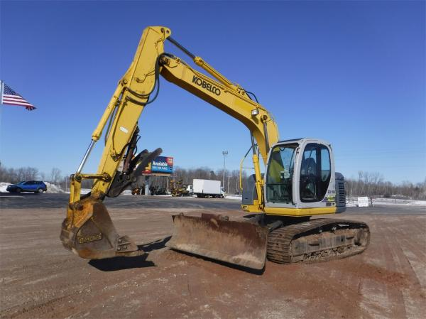 Detail photo of 2004 Kobelco ED150 from Construction Equipment Guide