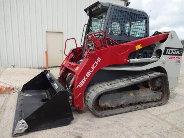Detail photo of 2017 Takeuchi TL12R2 from Construction Equipment Guide