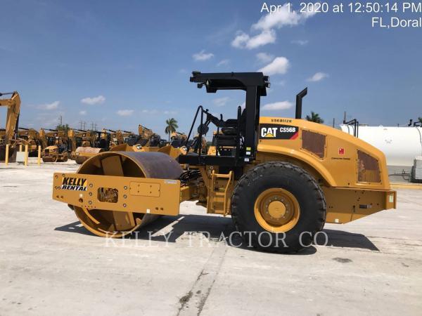 Detail photo of 2019 Caterpillar CS56B from Construction Equipment Guide