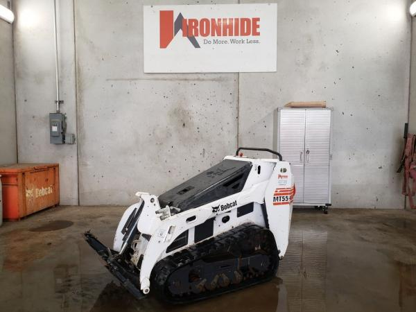 Detail photo of 2014 Bobcat MT55 from Construction Equipment Guide