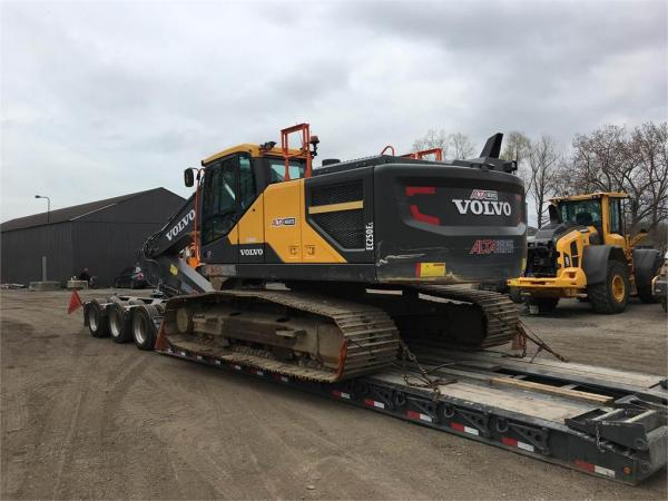 Detail photo of 2018 Volvo EC250EL from Construction Equipment Guide