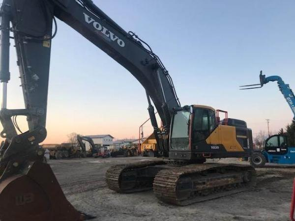 Detail photo of 2018 Volvo EC480EL from Construction Equipment Guide