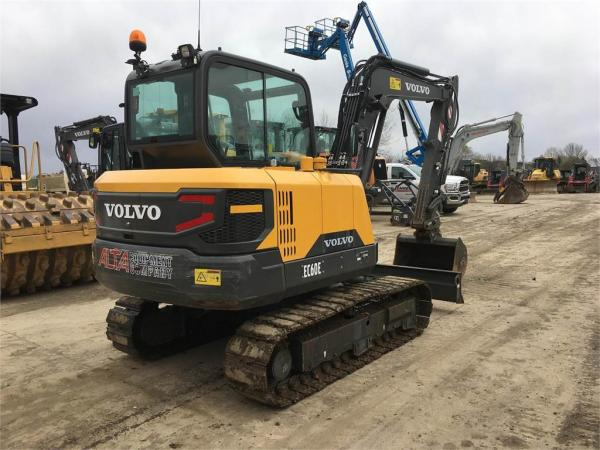 Detail photo of 2018 Volvo EC60E from Construction Equipment Guide
