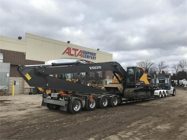 Detail photo of 2019 Volvo EC300E LR from Construction Equipment Guide