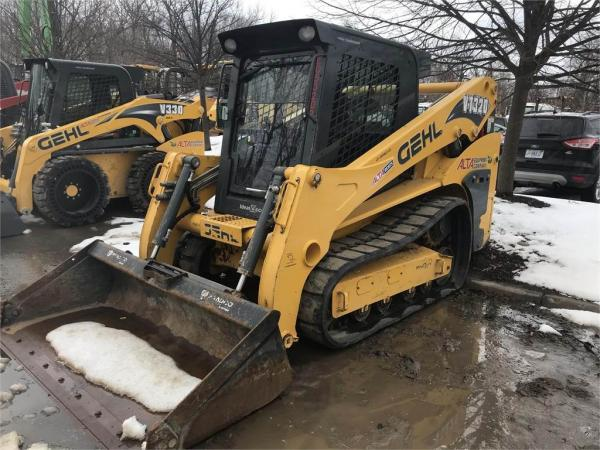 Detail photo of 2017 Gehl VT320 from Construction Equipment Guide