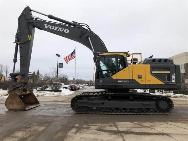 Detail photo of 2015 Volvo EC380EL from Construction Equipment Guide