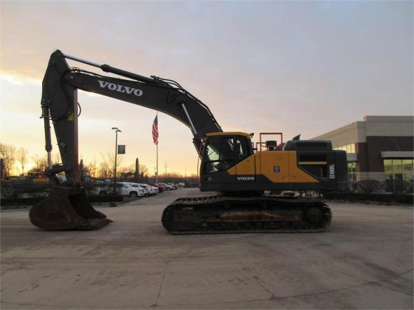 Detail photo of 2017 Volvo EC480EL from Construction Equipment Guide