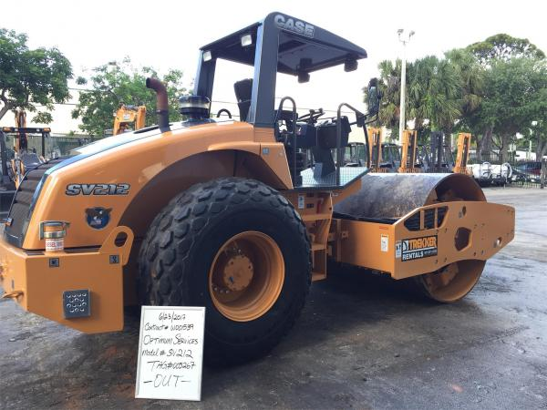 Detail photo of 2016 Case SV212 from Construction Equipment Guide