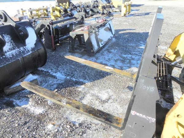 Detail photo of  Bradco 1PF48 from Construction Equipment Guide