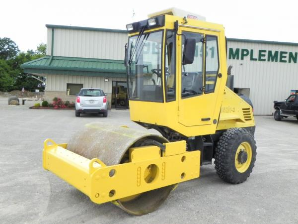 Detail photo of 2008 Bomag BW 145 DH-3 from Construction Equipment Guide