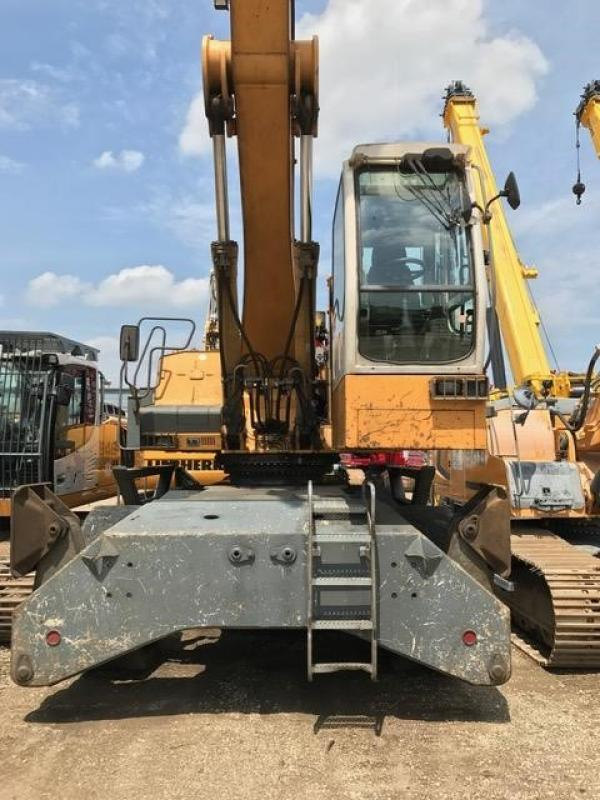 Detail photo of 2009 Liebherr A944CHD LITRONIC from Construction Equipment Guide