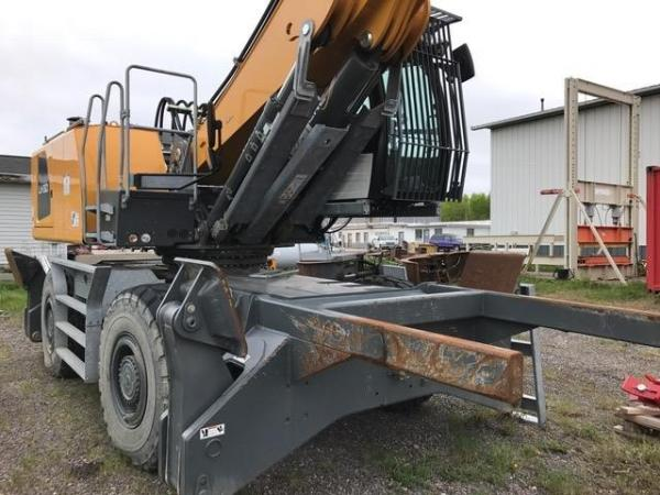 Detail photo of 2015 Liebherr LH50M LITRONIC from Construction Equipment Guide