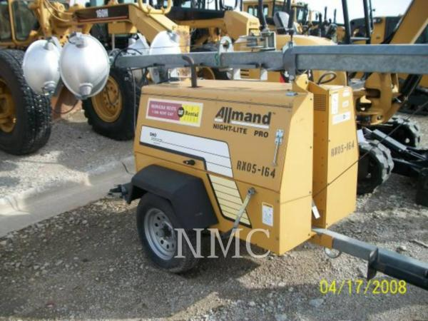 Detail photo of 2005 Allmand LIGHTTOWER from Construction Equipment Guide