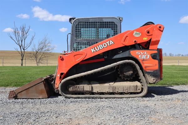 Detail photo of 2011 Kubota SVL90 from Construction Equipment Guide