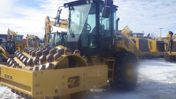 Detail photo of 2018 Caterpillar CP56B from Construction Equipment Guide