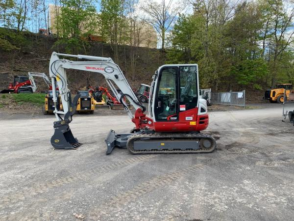 Detail photo of 2019 Takeuchi TB260 from Construction Equipment Guide