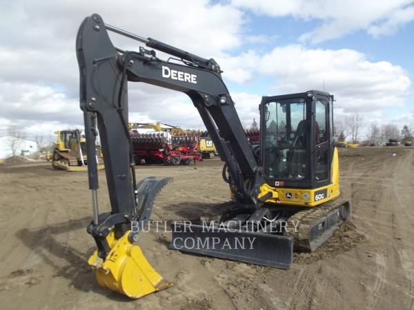 Detail photo of 2018 John Deere 60G from Construction Equipment Guide