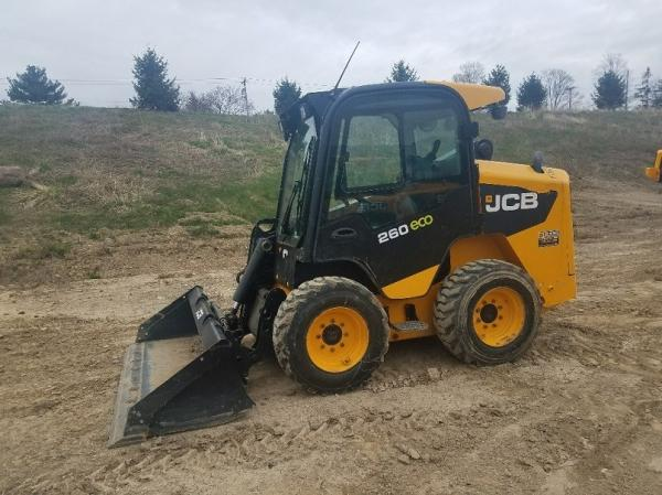 Detail photo of 2013 JCB 260 from Construction Equipment Guide
