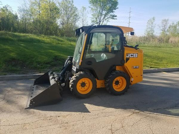 Detail photo of 2018 JCB 215 from Construction Equipment Guide
