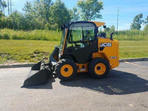 Detail photo of 2019 JCB 270 from Construction Equipment Guide