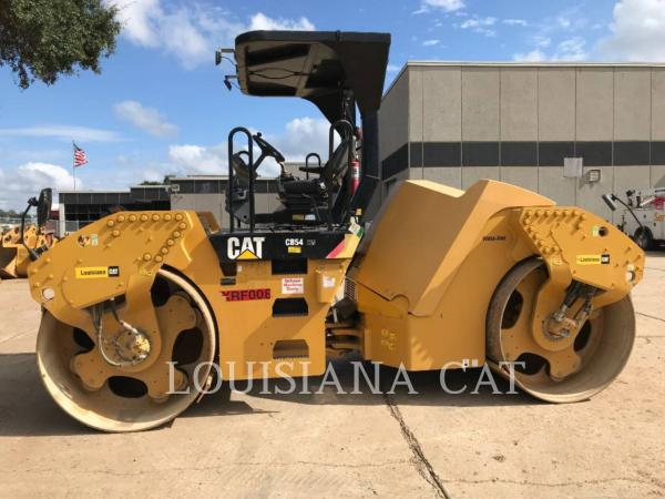 Detail photo of 2014 Caterpillar CB54 XW from Construction Equipment Guide